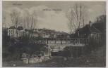 AK Tübingen Partie am Anlagensee 1916