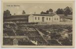 AK Gruß aus Rotschau Turnhalle des Turnverein Vorwärts b. Reichenbach im Vogtland 1925