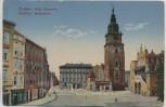 AK Krakau Rathausturm Kraków Polen 1910