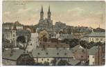 AK Hof in Bayern Vereinshalle Kirche 1911