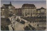 VERKAUFT !!!   AK Hamburg Ernst Merk Straße 1921