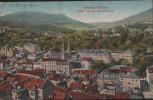 AK Baden-Baden Blick von der Gartenstraße 1922