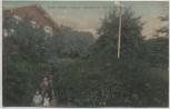 VERKAUFT !!!   AK Langen Bruns Garten Gasthof zu den 3 Kaisern b. Geestland Bremerhaven 1910 RAR