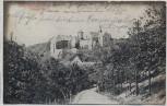 AK Schloss Goseck Saaletal 1912