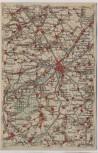 AK Wona-Karte Zeitz mit Teuchern Köstritz 1920