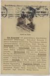 AK Quedlinburg Harz Schloß von Süden Werbekarte Kaiserstadt Blumenstadt Schulstadt ... 1910