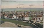 AK Quedlinburg mit der neuen Kaserne Ortsansicht 1909