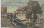 VERKAUFT !!!   AK Quedlinburg am Harz Zwischen den Städten 1911