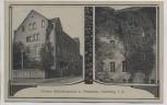 AK Osterburg Altmark Höhere Mädchenschule u. Pensionat 1909 RAR