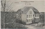 AK Osterburg Altmark Zur Erinnerung an die Weihe der Seminarschule 27. Mai 1909 RAR