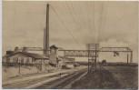 AK Hohenerxleben Krosigk'sche Kalkwerke Staßfurt 1912 RAR