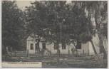 VERKAUFT !!!   AK Forsthaus Luthäne b. Lindstedt Gardelegen 1912 Sammlerstück RAR