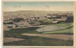 AK Hof in Bayern Saale Totale 1911