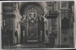 AK Regensburg Karmelitenkirche St. Josef Innen Altar 1910