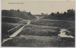 VERKAUFT !!!   AK Ostseebad Insel Poel Landschaft mit Steg 1924 RAR