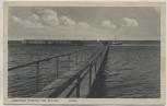 AK Ostseebad Wendorf bei Wismar Niepars Brücke 1930