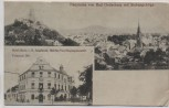 AK Bad Godesberg Panorama mit Siebengebirge Hotel Jungbluth 1913