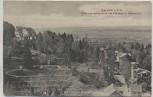 VERKAUFT !!!   AK Jugenheim an der Bergstrasse Seeheim Blick vom Heiligenberg auf Villenviertel 1910