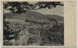 AK Sommerfrische Eisenfeld Ortsansicht b. Siegen 1940