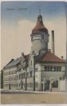AK Glauchau Stadt-Bad 1911