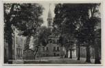 AK Lenzen ( Elbe ) Hauptwache und Rathaus 1940