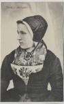 AK Göhren Möchguterin in Tracht b. Binz Sellin Baabe Ostsee Rügen 1905