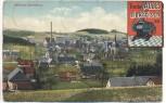 AK Neusalza-Spremberg Gesamtansicht mit Werbung Elektromotor 1912