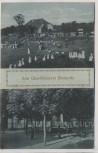 AK Biederitz Alte Oberförsterei 2 Bilder 1910
