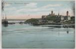 AK Flensburg Marinestation Mürwik 1910