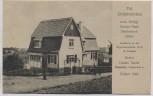 VERKAUFT !!!   AK Dresden Gittersee Pat. Drahtlehmbau Haus in Eigenheimstraße Paetz Schönebeck 1910 RAR Sammlerstück