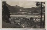 AK Foto Niederaudorf gegen Spitzstein Ortsansicht 1937