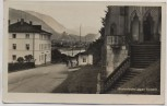 AK Foto Kiefersfelden gegen Kufstein mit Zollamt 1937