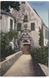 AK Burg Rabenstein Fränkische Schweiz b. Ahorntal Pottenstein 1910