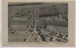 AK Niemegk von der Wittenbergerstrasse aus Ballon-Aufnahme Luftbild Kreis Belzig 1910 RAR