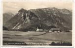 VERKAUFT !!!   AK Inzell Oberbayern Blick auf Einsiedel-Kienberg Rauschberg Falkenstein u. Sonntagshorn 1940