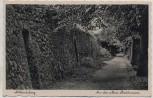 AK Foto Altlandsberg An der alten Stadtmauer 1935