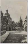AK Foto Mühlhausen in Thüringen Inneres Frauentor 1940