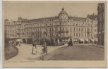 AK Hannover Kasten's Hotel Frau mit Fahrrad 1904 RAR