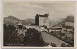 AK Foto Sonthofen Burg-Kaserne 2 1950
