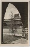 AK Foto Sonthofen Burg-Kaserne Innenhof 3 1950