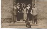 AK Familienfoto Welfen Herzog Ernst August Herzogin Viktoria Luise Thyra Cumberland 1912