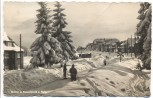 AK Winter in Frauenwald am Rennsteig b. Langewiesen Neustadt 1961