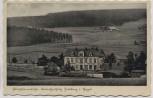 AK Heidelberg im Erzgebirge Sommerfrische Gasthaus Saxonia b. Seiffen 1938