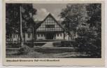 AK Ostseebad Dievenow Sol-und Moorbad Pommern Dziwnów Polen Feldpost 1943