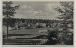 AK Waldsommerfrische Brennersgrün Ortsansicht b. Lehesten (Thüringer Wald) 1934