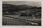 AK Foto Törwang Ortsansicht mit Brücke Strasse Samerberg 1943