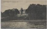 AK Kurhaus Zippendorf bei Schwerin 1920 RAR