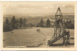 AK Aussichtsturm auf dem Inselsberg Gothaischer Gasthof b. Brotterode Tabarz Thüringen 1940 RAR