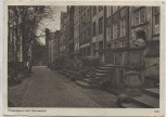 AK Danzig Frauengasse mit Sternwarte Gdańsk Polen 1942