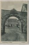 AK Schiffenberg b. Gießen Nordportal 1927